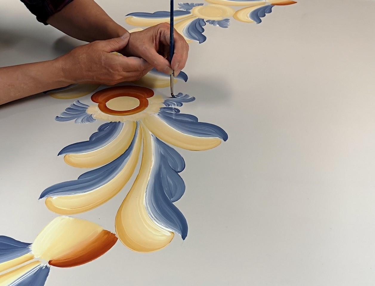 Dekorationsmålare