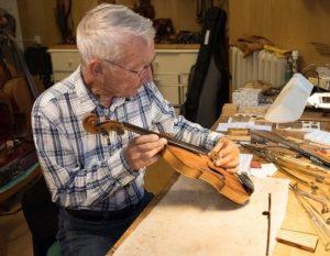 Stråkton Violinateljé