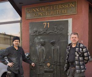 Gunnar Pettersson Konstgjuteri