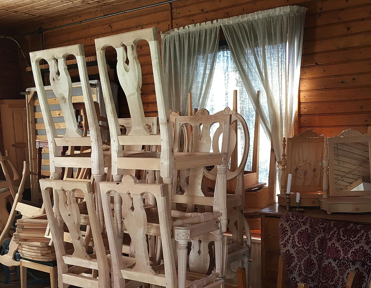 Möbelsnickare