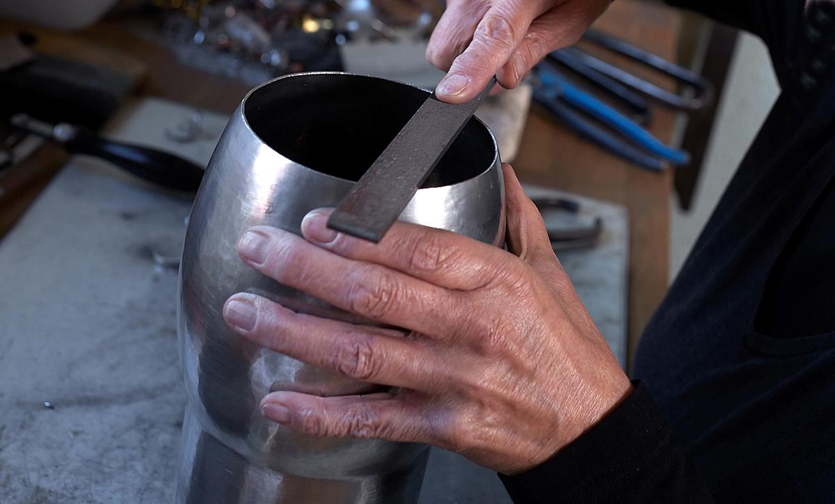 Metallkonstnär