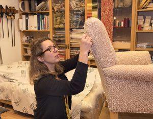 Antik & Modern möbeltapetsering